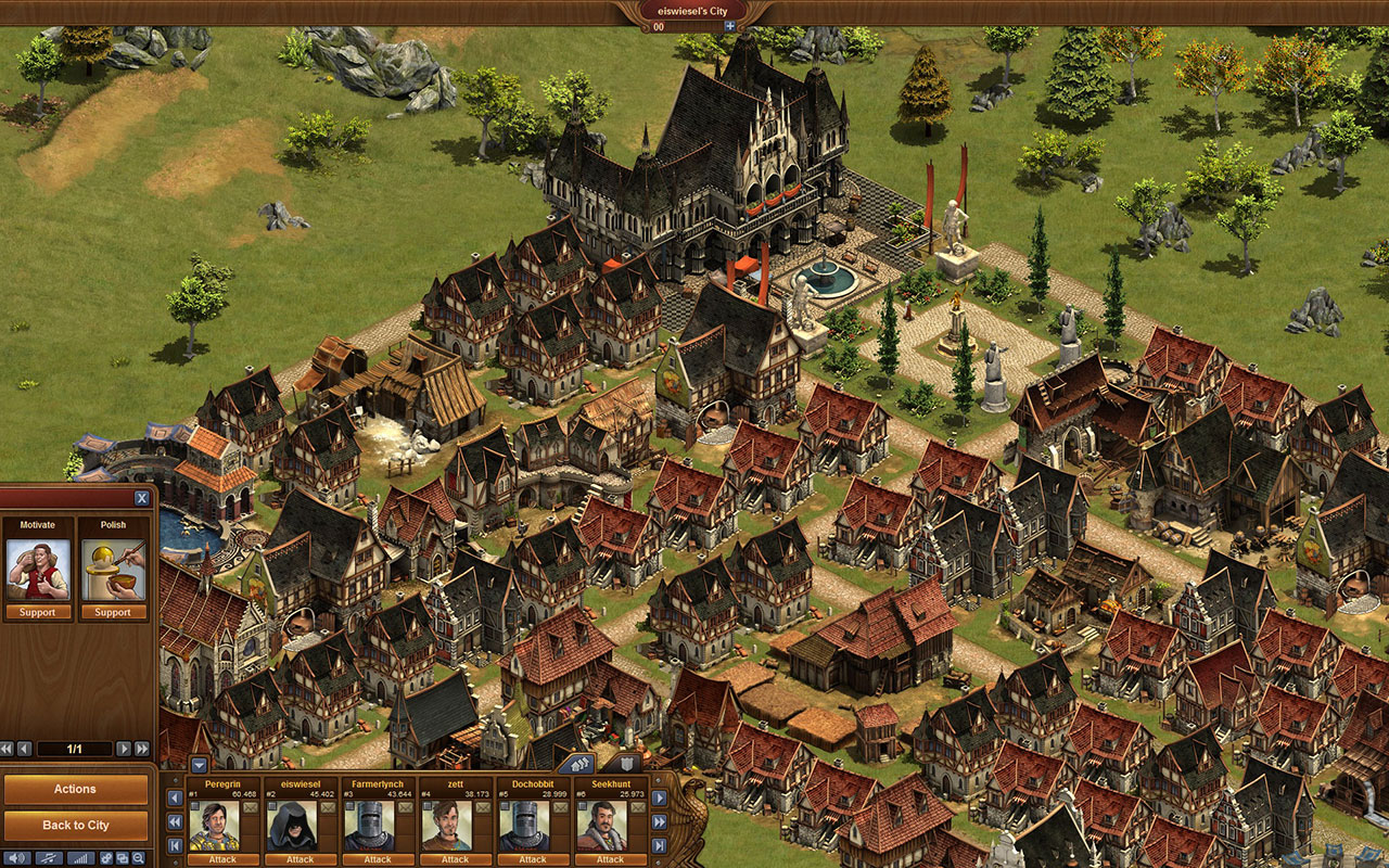 Forge Of Empires: Introduzione
