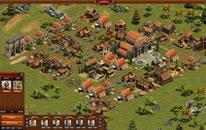 Il gioco di creazione di imperi Forge of Empires ti aspetta.