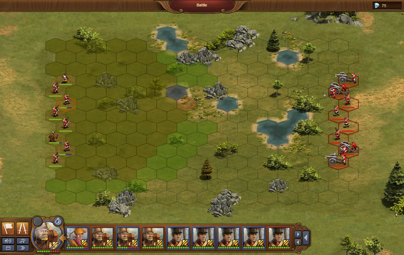 Forge of empires il gioco online